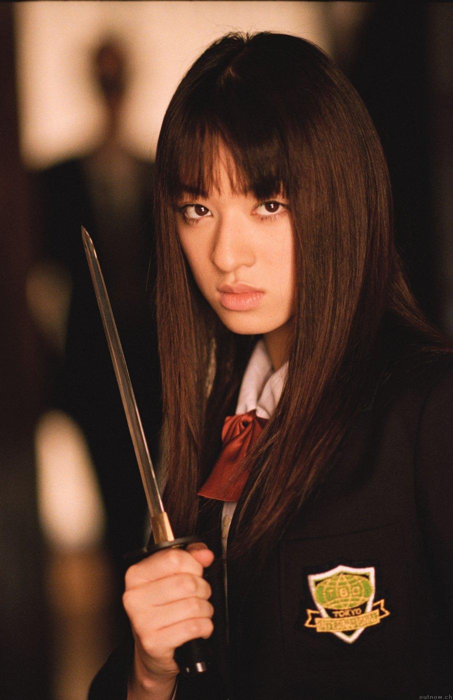 Gogo Yubari Villains Wiki Fandom #gogo yubari #chiaki kuriyama #kill bill vol 1 #film #kill bill #quentin tarantino #gifs #kb1* #1000. gogo yubari villains wiki fandom