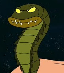 Dark One (Futurama)