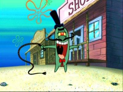 Dead-Eye Plankton