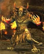 Flame Legion Fire Shaman