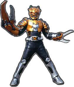 Kamen Rider Scissors