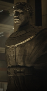 Kang the Conqueror Statue