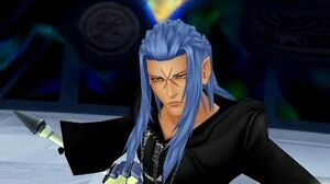 Kingdom Hearts 2 Data Saix Boss Fight (PS3 1080p)