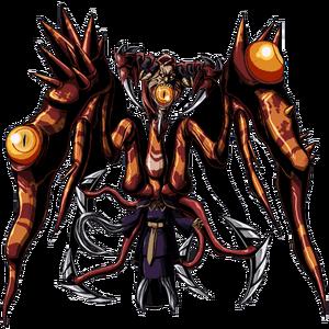Mutated Saddler (Clan Master)