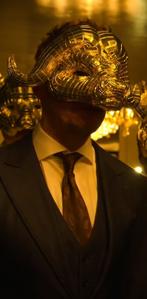 Ox Mask VIP