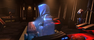 Sidious foresees