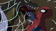 Spectacular Spider-Man (2008) Spider-Man vs Lizard part 1