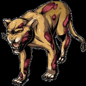 Zombie Lion (Clan Master)