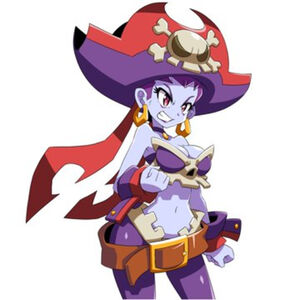 Angry risky boots