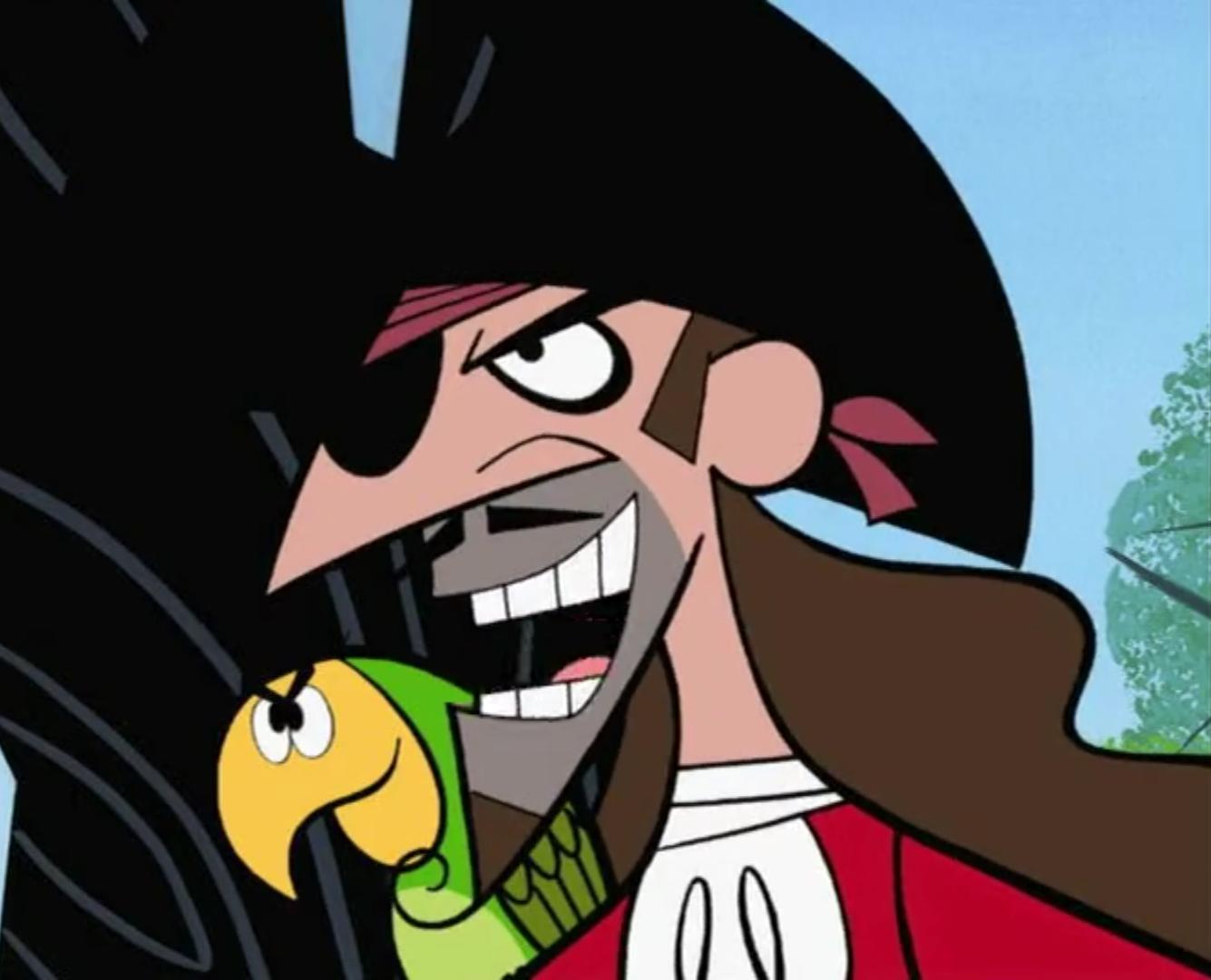 Captain Crack McCraigen
