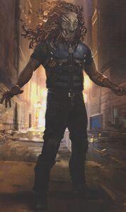 Erik Killmonger CA 7