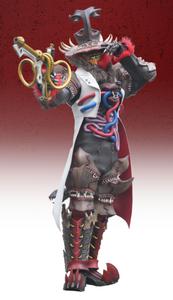 Julio (Monster Form)