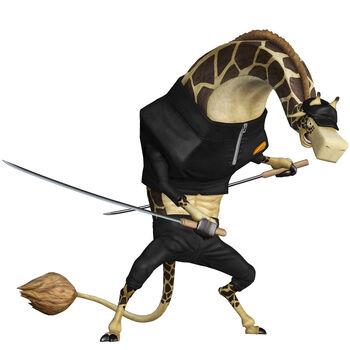 Giraffe Form