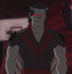 Michael Morbius (Earth-12041) from Ultimate Spider-Man (Animated Series) Season 4 15.png