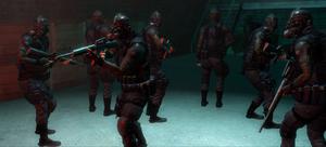 Pro1 Blackwatch Soldiers