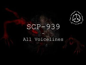 SCP-939 - All Voicelines with Sutbtitles - SCP - Containment Breach (v1.3