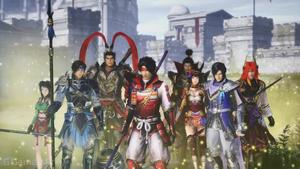 Zhao Yun, Yukimura with all the warriors