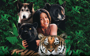1998-The Jungle Book-Mowgli's Story-poster shot