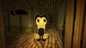 Bendy cutout