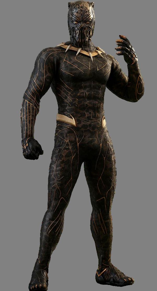 Killmonger Marvel