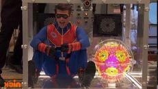 Captain Man and The Plasmatronic Boom Sphere