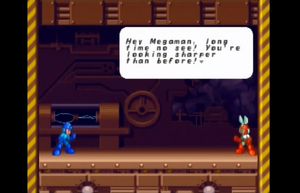 Cut Man Mega Man8