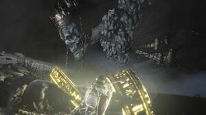 Dark Souls 3 High Lord Wolnir Boss Fight (4K 60fps)