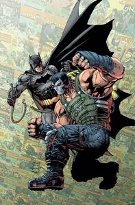 Detective Comics Vol 1 1000 Textless Lee Bane Variant