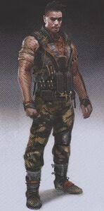 Erik Killmonger CA 20