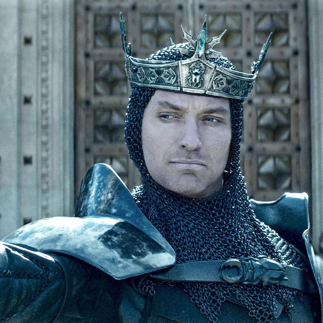 King Vortigern