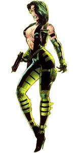 Madame Viper