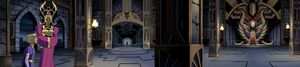 Mordred's Throne Room
