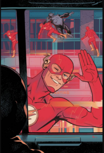 The Flash Vol 5 74 Textless Variant