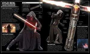 The Force Awakens Visual Dictionary