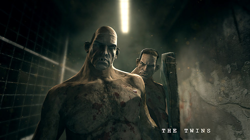 The Twins (Outlast)