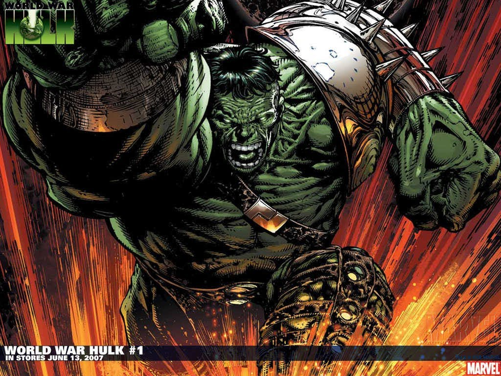 Hulk (World War Hulk)