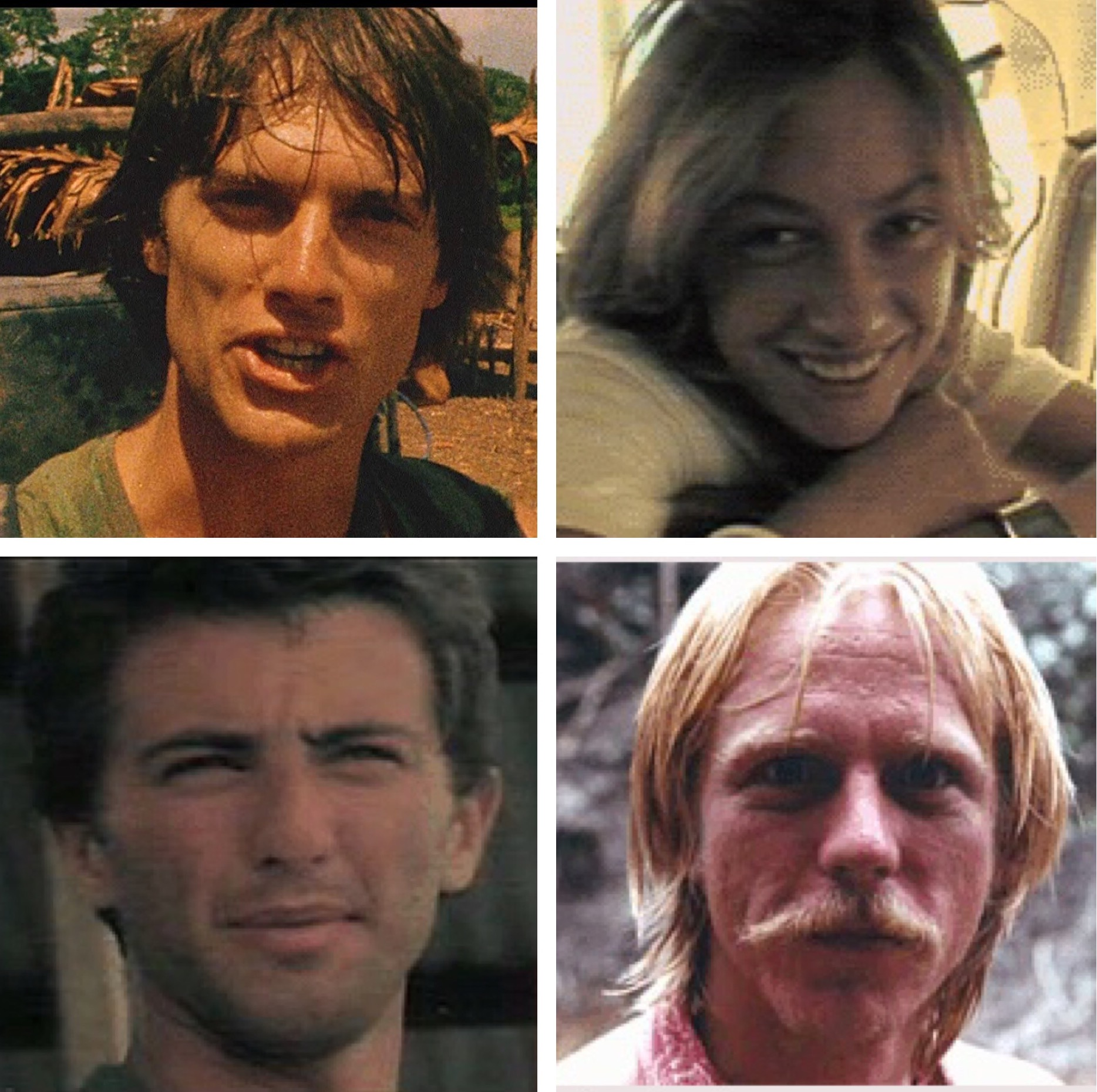 Alan Yates' Crew