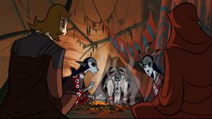 Anakin Kenobi village shaman