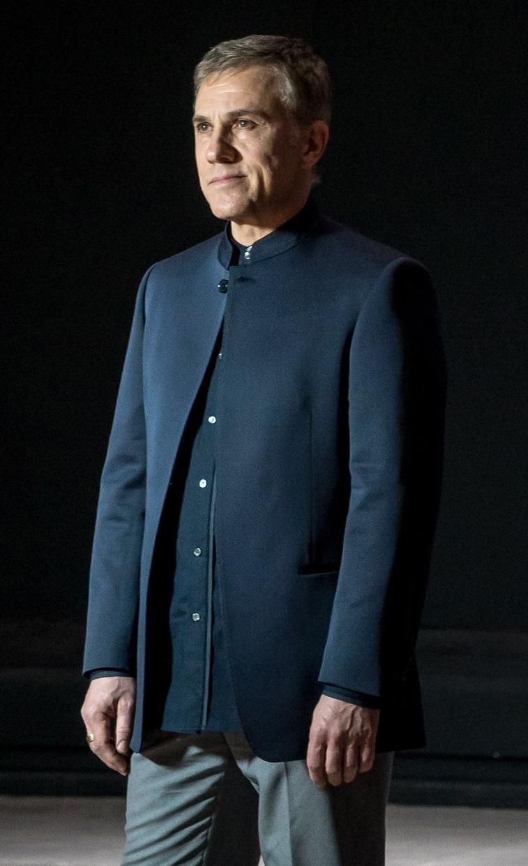 Ernst Stavro Blofeld (Reboot Series)