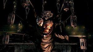 Dark Souls Pinwheel Boss Fight (4K 60fps)