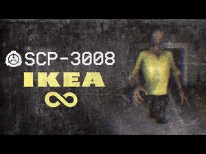 SCP-3008 - The Infinite IKEA - Euclid - Extradimensional SCP