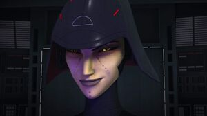 Seventh Sister Smirk