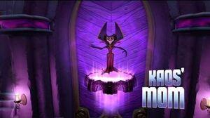 Skylanders SWAP Force - Kaos' Mom Boss Battle