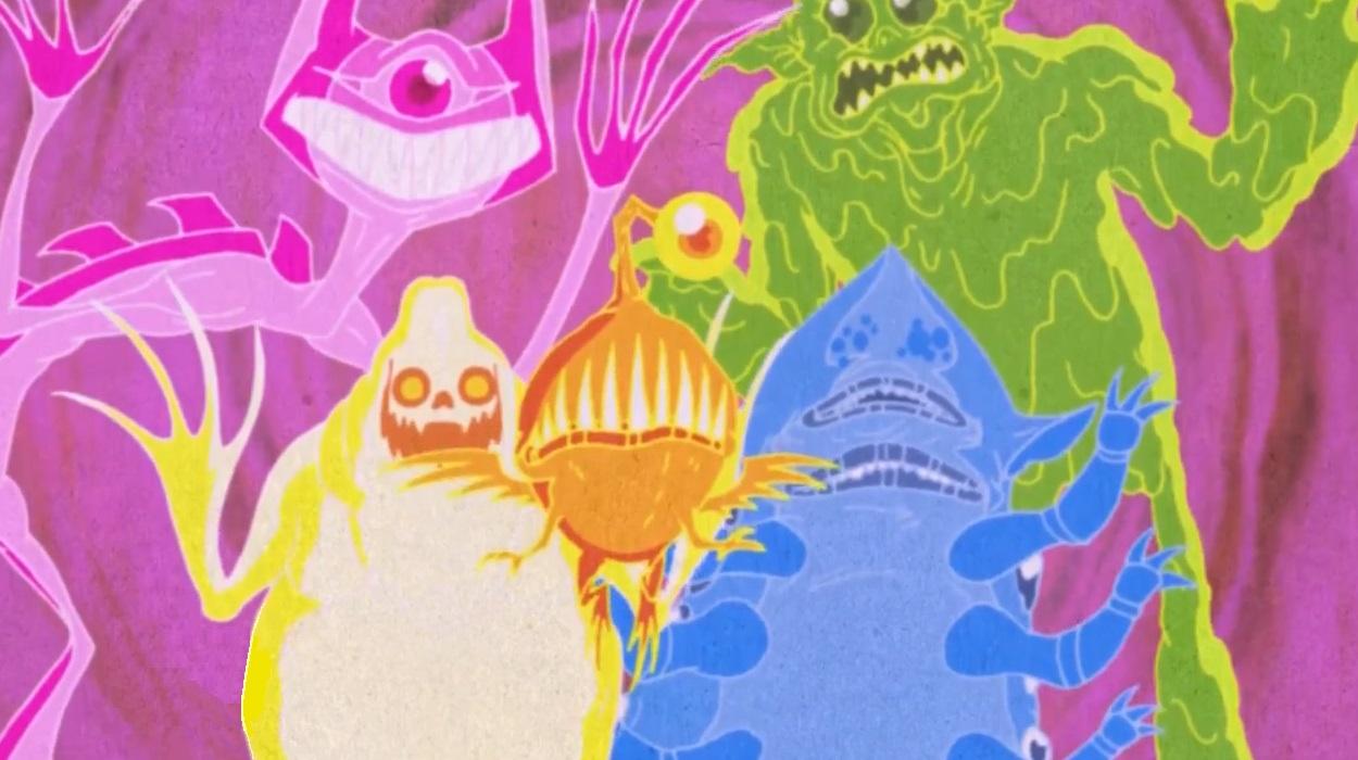 Dark Ones (Super Robot Monkey Team Hyper Force Go!)