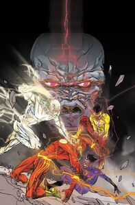 The Flash Vol 5 43 Textless