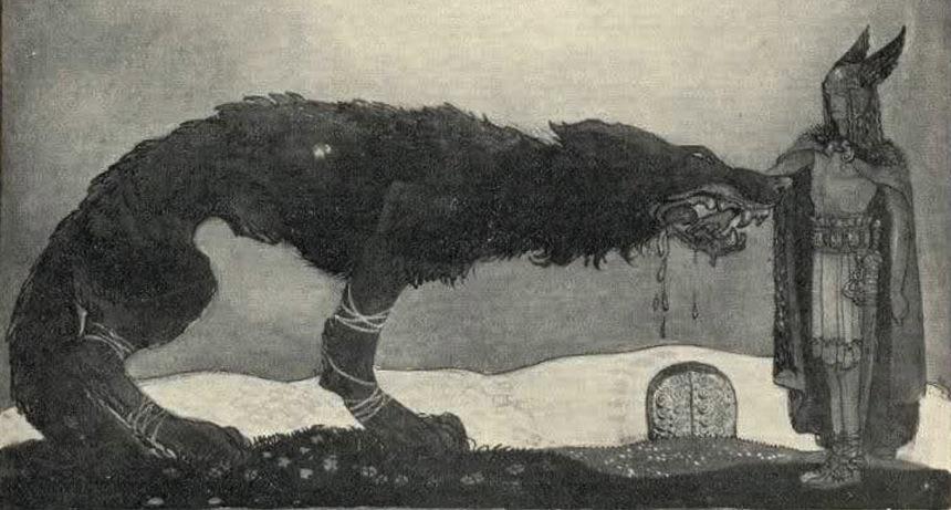 Fenrir (mythology)