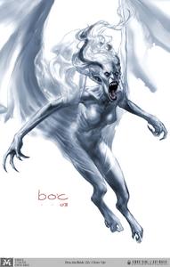 Bride Bat Creature