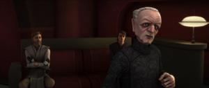 Chancellor Palpatine rabble