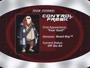 Control Freak Profile