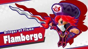 Kirby Star Allies Boss 13 - Flamberge